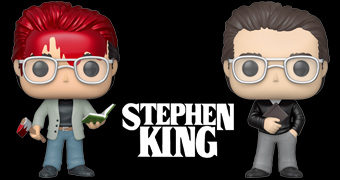 Bonecos Pop! Stephen King