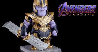 Boneco Nendoroid Thanos, o Titã Louco – Vingadores: Ultimato