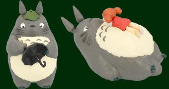 "Mini-Figuras Meu Amigo Totoro ""So Many Poses"" Volume 2 (Hayao Miyazaki)"