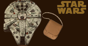 Toalha de Piquenique Millennium Falcon (Star Wars)