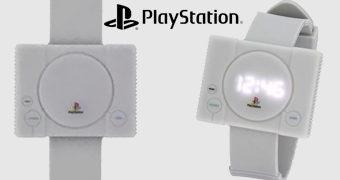 Relógio de Pulso PlayStation PSOne