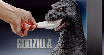 Porta-Lenços Godzilla