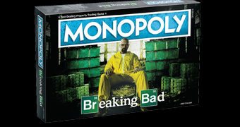 Jogo Monopoly Breaking Bad