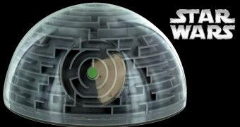 Quebra-Cabeça Labirinto Star Wars Estrela da Morte (Death Star)