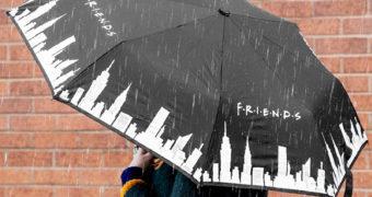 Guarda-Chuva da Série Friends