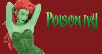 Hera Venenosa (Poison Ivy) Estátua DC Gallery Diorama