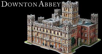 Quebra-Cabeça 3D Downton Abbey