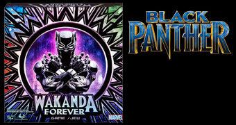 """Jogo de Dados Pantera Negra """"Wakanda Forever"""""""