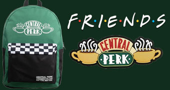 Mochila Friends Central Perk