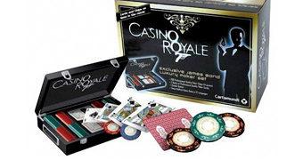 Set de Pôquer James Bond 007 Casino Royale