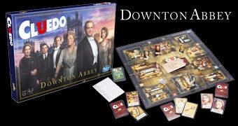 Jogo Clue (Detetive) da Série Downton Abbey