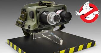 Réplica Prop Perfeita dos Óculos Ghostbusters Ecto Goggles – Os Caça-Fantasmas 30 Anos