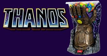 Porta-Balas Manopla do Infinito (Thanos e Vingadores)