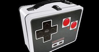 Lancheira Gamepad NES (Nintendo)