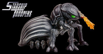 "Boneco Pop! do Tanque Inseto ""Tanker Bug"" do Filme Starship Troopers (Tropas Estelares)"