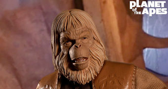 Dr. Zaius One:12 Collective Action Figure do Filme Planeta dos Macacos de 1968