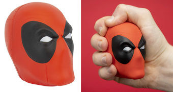 Brinquedo Anti-Stress Deadpool