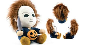 Boneco de Pelúcia Michael Myers PHUNNY Kidrobot (Halloween)