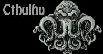 Chaveiro Cthulhu, a Entidade Cósmica Transdimensional de H.P. Lovecraft