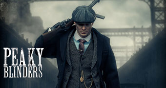 Action Figure Perfeita 1:6 da Série Peaky Blinders: Tommy Shelby (Cillian Murphy)