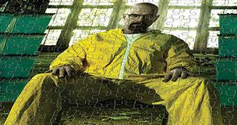 Quebra-Cabeça Breaking Bad: Walter White como Heisenberg