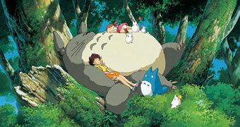 Quebra-Cabeça Meu Amigo Totoro Tirando uma Soneca com 500 Peças (Hayao Miyazaki)