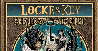 Jogo de Cartas da Série Locke & Key de Joe Hill e Gabe Rodriguez