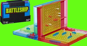 Jogo Batalha Naval Neon Pop Colorido