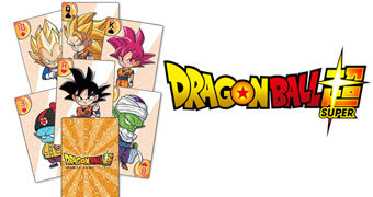 Baralho Dragon Ball Super