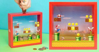 Cofre Super Mario Arcade