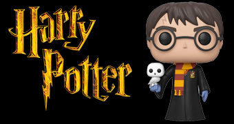 Boneco Pop! Harry Potter Gigante com 46 cm de Altura