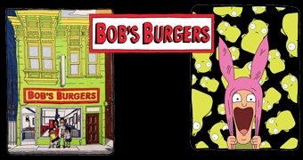 Cobertores da Série Animada Bob's Burgers