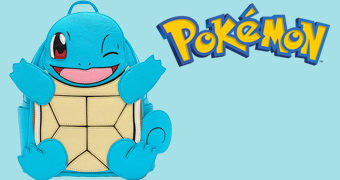 Mini-Mochila Pokémon Squirtle