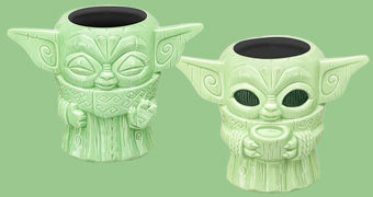 Canecas Baby Yoda (The Child) Geeki Tikis Star Wars: The Mandalorian