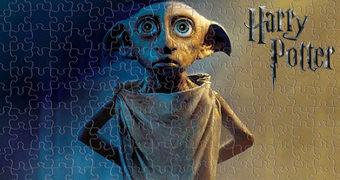 Quebra-Cabeça do Elfo-Doméstico Dobby com 1.000 Peças (Harry Potter)