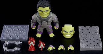 Boneco Nendoroid Hulk Vingadores: Ultimato