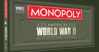 Jogo Monopoly da Segunda Guerra Mundial