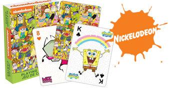 Baralho dos Desenhos Animados da Nickelodeon