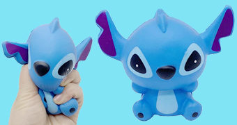 Brinquedo Anti-Stress Stitch, a Experiência Genética nº 626