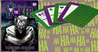 Baralho do Coringa: The Joker Playing Cards HAHAHAHAHAHAHAHA