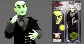 Nosferatu, uma Sinfonia de Horror – Action Figure Mego Retro