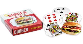 Baralhos para Abrir o Apetite: Hambúrguer, Pizza e Donut