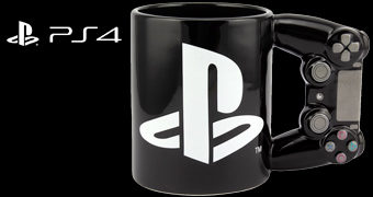 Caneca PlayStation PS4 Gamepad