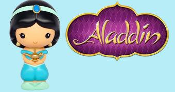 Cofre Princesa Jasmine (Aladdin 1992)