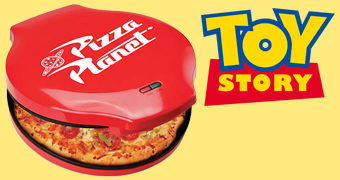 Máquina de Pizza Toy Story Pizza Planet
