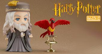 Boneco Nendoroid Albus Dumbledore (Harry Potter)