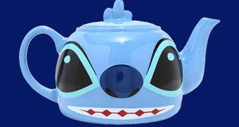 Bule de Chá Stitch, a Experiência Genética nº 626 (Lilo & Stitch)