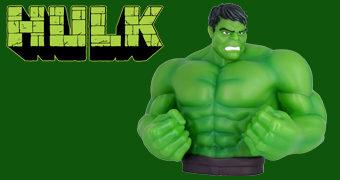 Cofre de Moedas Incrível Hulk Super Musculoso