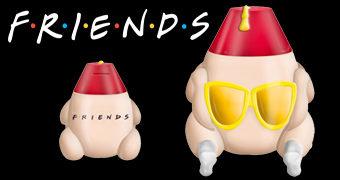 Cofre da Série Friends: Peru de Ação de Graças da Monica