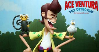 Ace Ventura: Pet Detective Toony Classics (Neca)